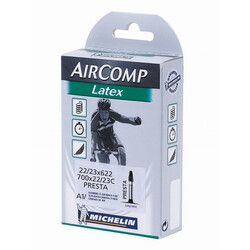 Aircomp Latex Rennradschlauch Michelin