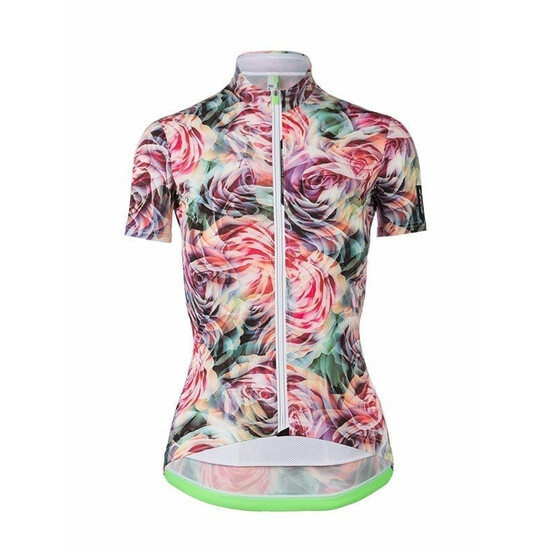 Q36.5 Jersey Short Sleeve Lady Rose 3D