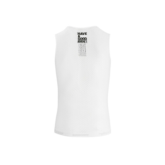 Assos Skinfoil NS Summer Base Layer holy white