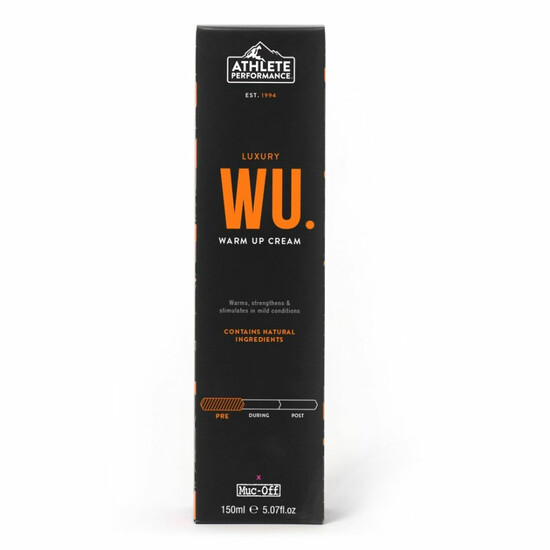 MucOff Luxury Warm Up Cream WU