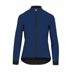 Assos UMA GT Winter Jacket Lady Radjacke caleum blue