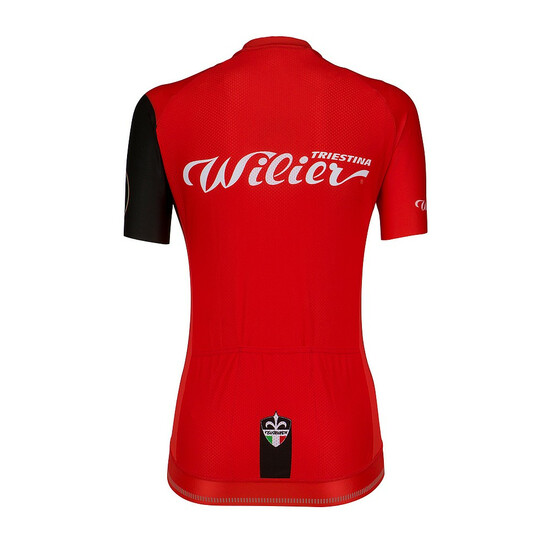 Wilier Cycling Club Lady - Trikot rot
