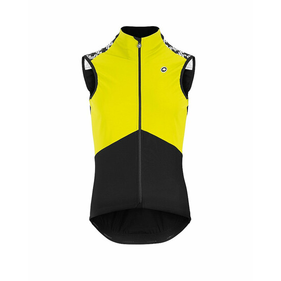 Assos Mille GT Spring/Fall Airblock Vest Fluo Yellow M