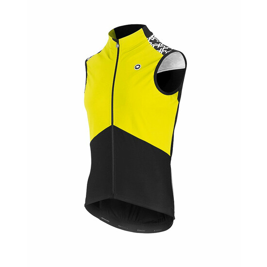 Assos Mille GT Spring/Fall Airblock Vest Fluo Yellow XL