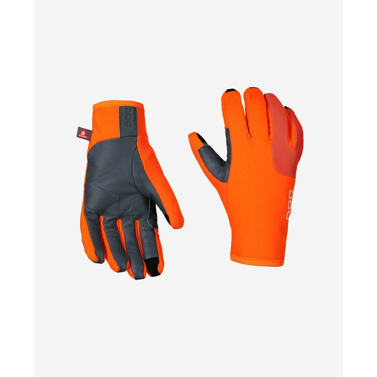 POC Thermal Glove Langfinger Handschuh zink orange