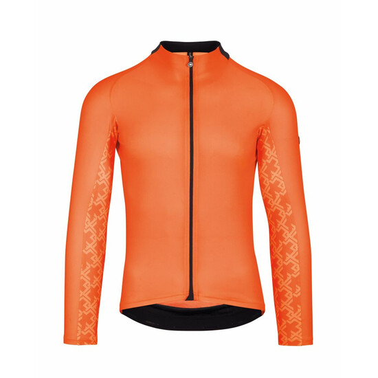 Assos Mille GT LS Jersey lollyRed