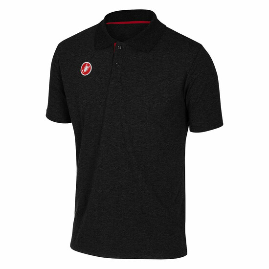 Castelli Race Day Polo black