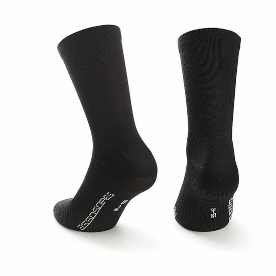 Assos Essence Socks blackSeries Doppelpack