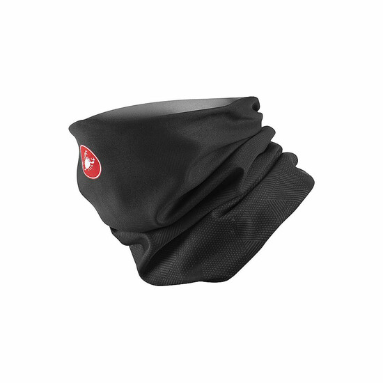 Castelli Pro Thermal HEAD THINGY uni light black