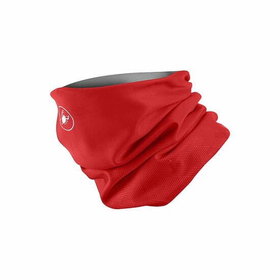 Castelli Pro Thermal HEAD THINGY uni Red