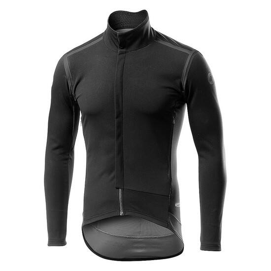 Castelli Perfetto ROS Long Sleeve Langarmtrikot - black out