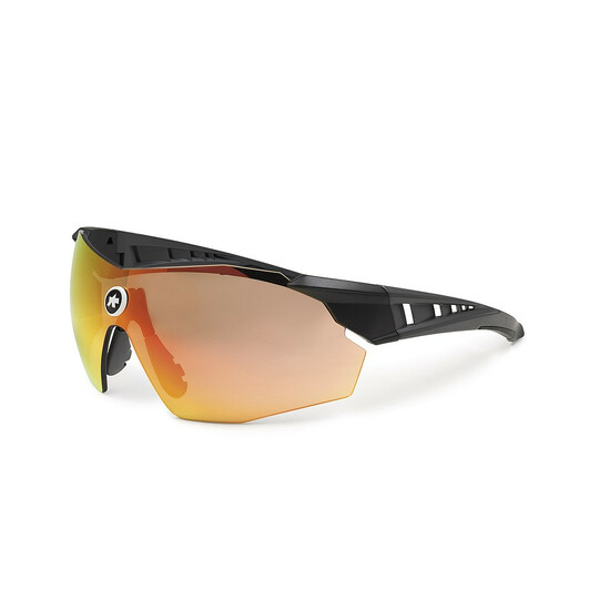 Assos Sonnenbrille Skharab National Red