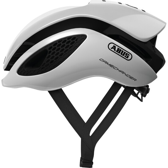 Abus Gamechanger Fahrradhelm - polar white