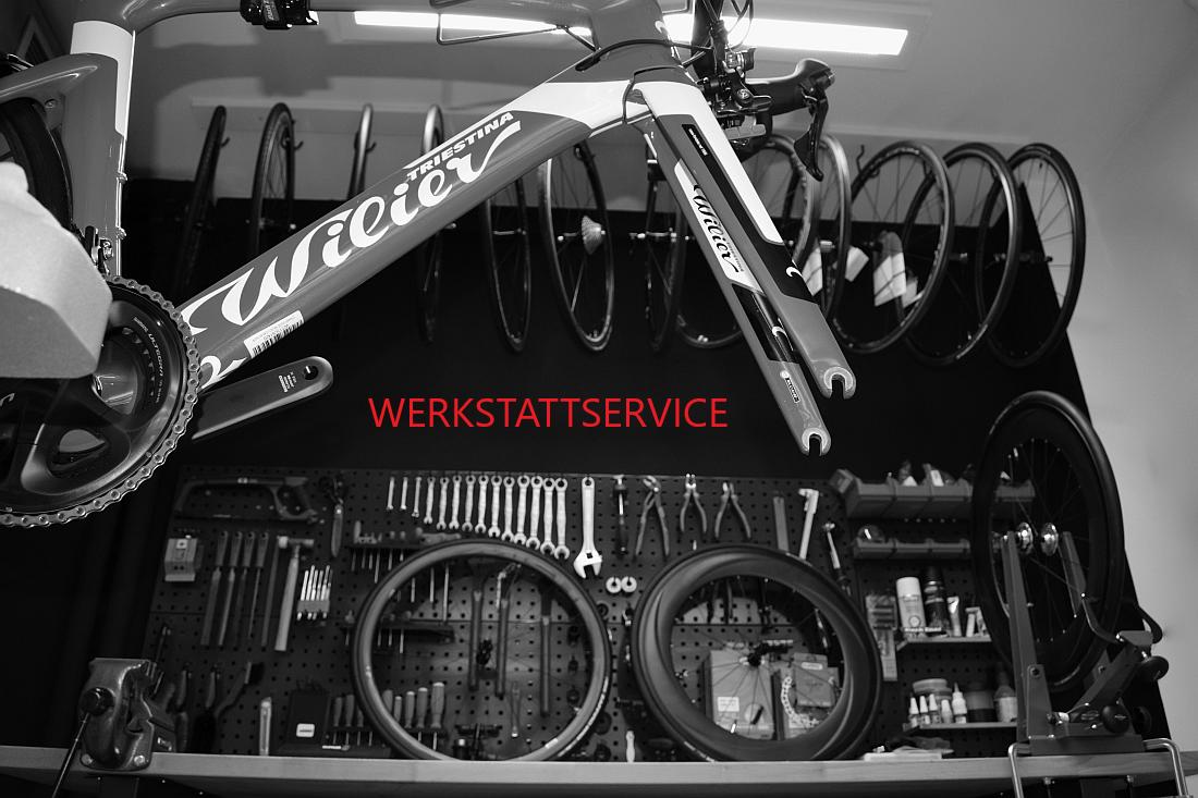 Starcycles Hamburg Werkstattimpression